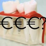Kiek kainuoja dantų protezavimas?